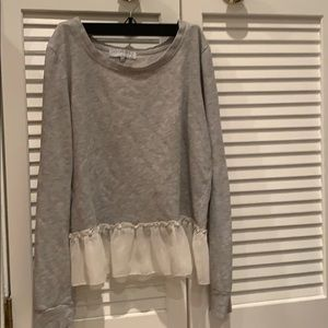 pretty, stylish long sleeve
